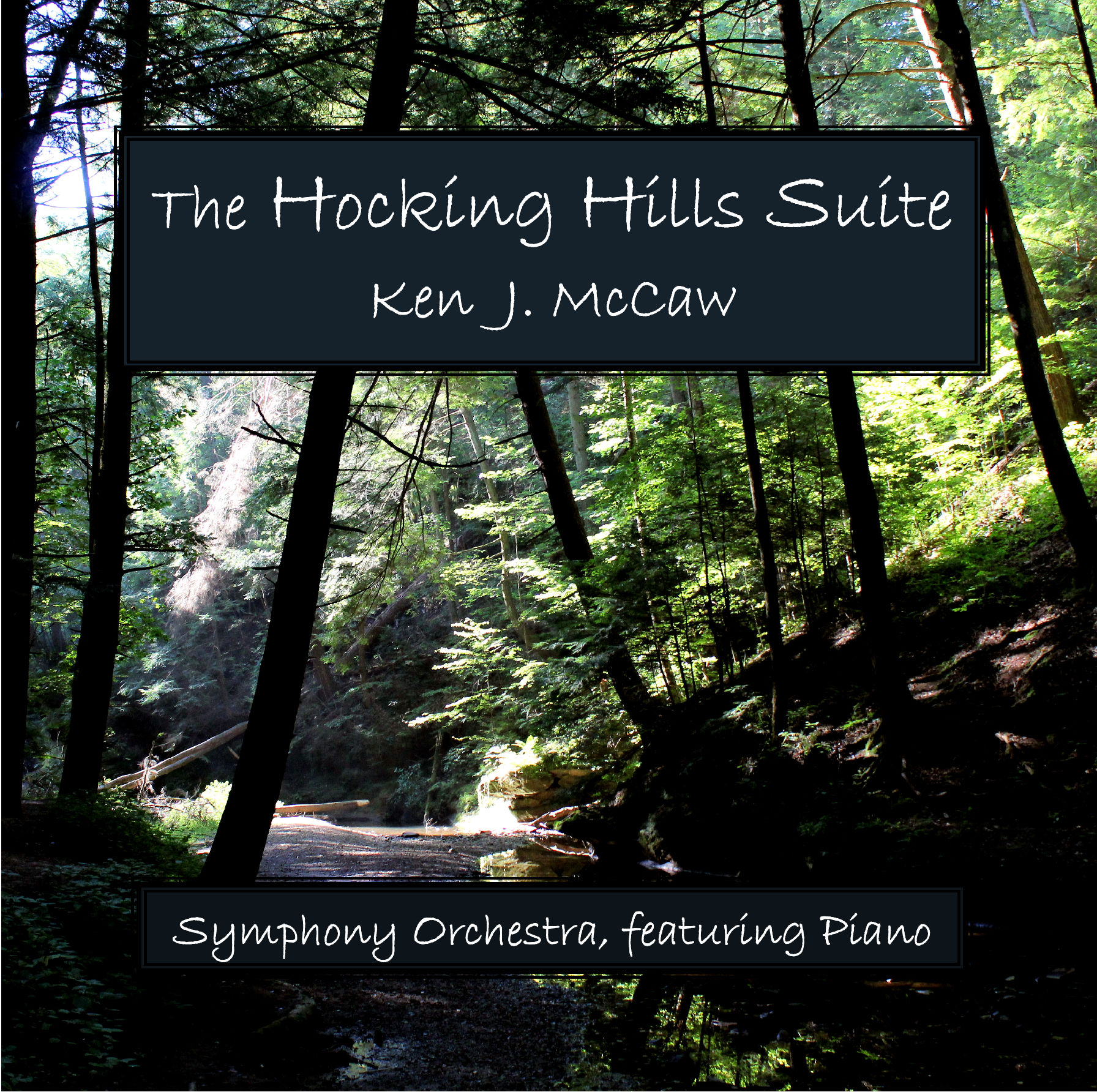 The Hocking Hills Suite CD
